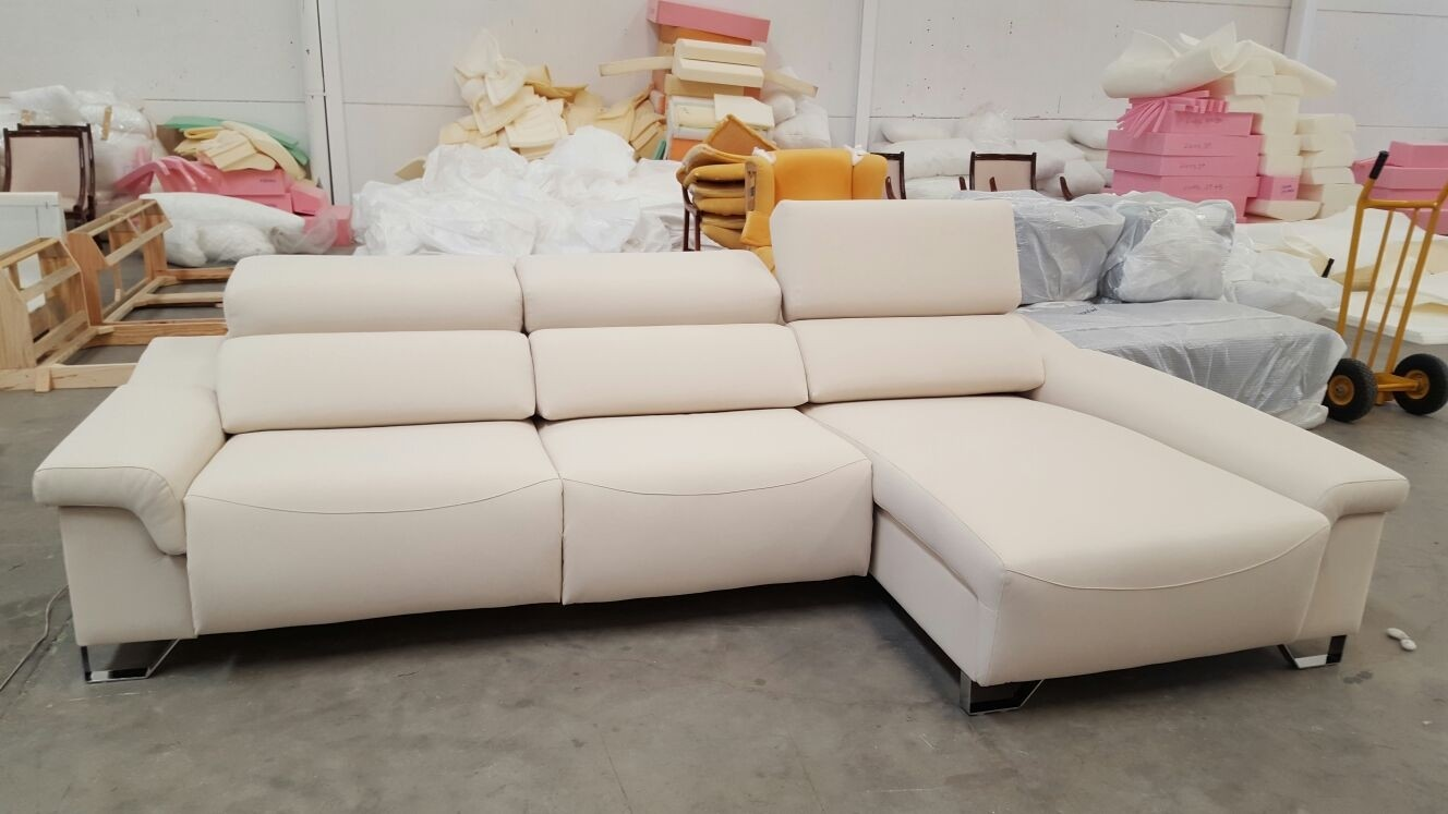 Fundas sofa madrid great funda color blanco sofa plazas - Sofas por modulos ...
