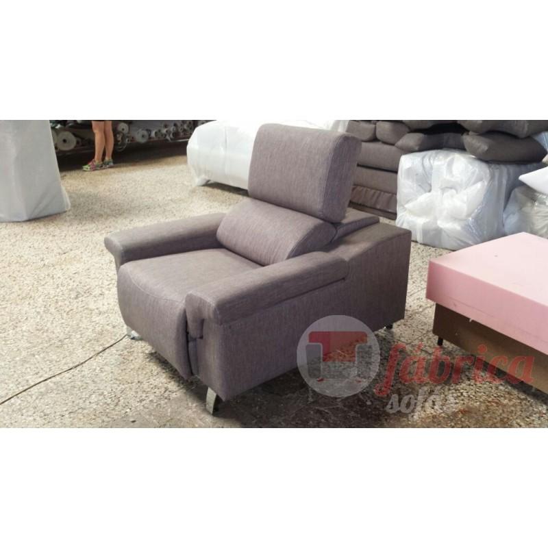 Sill n relax altea fabrica sofas for Tapizar sillon relax precio