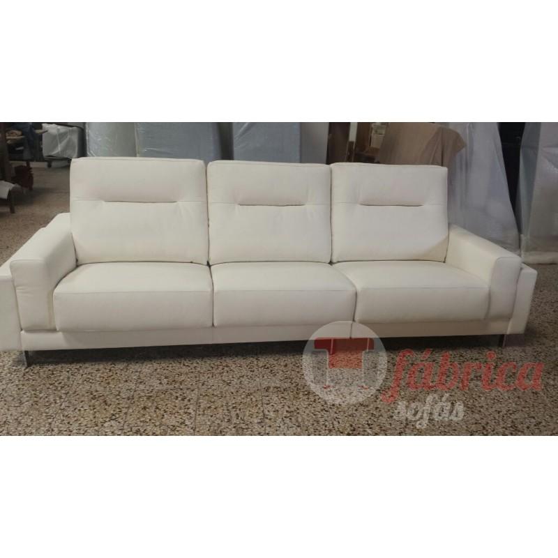 Duo en piel fabrica sofas - Mejores sofas de piel ...