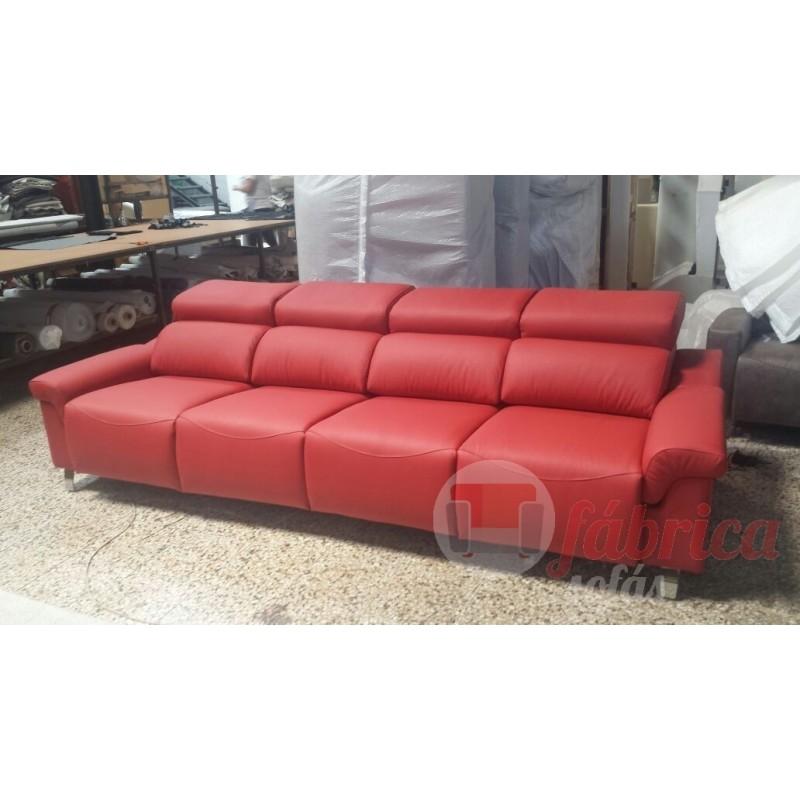 Fabrica sofas piel yecla for Fabrica sofas
