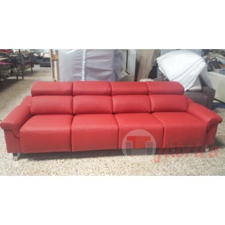 Relax altea piel fabrica sofas for Sofas alicante liquidacion