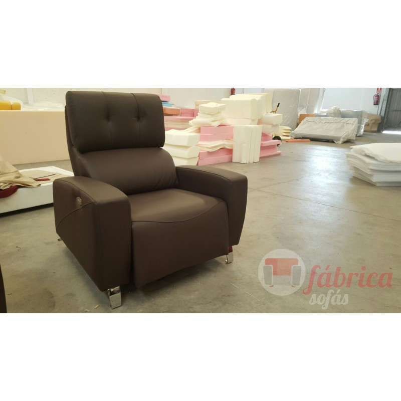 Sill n relax ibiza fabrica sofas for Tapizar sillon relax precio
