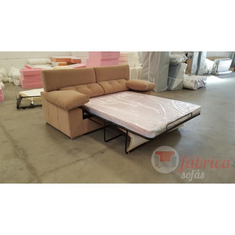 Exodo cama fabrica sofas for Sofa cama fabrica