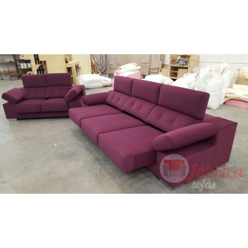 Aqua fabrica sofas for Sofas baratos alicante