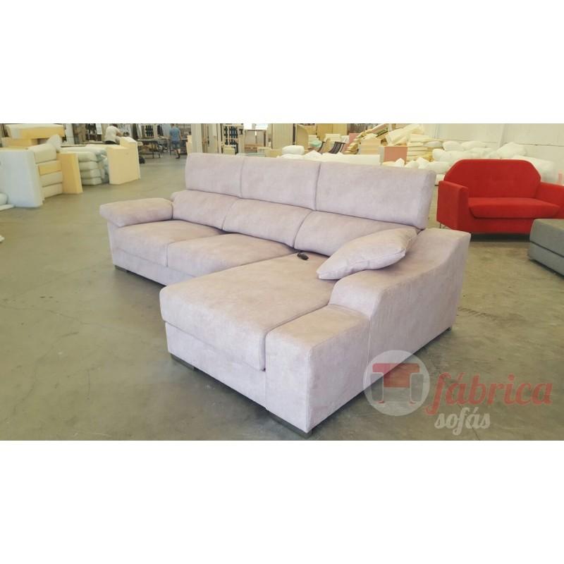 Torino ch con motor fabrica sofas for Chaise longue torino